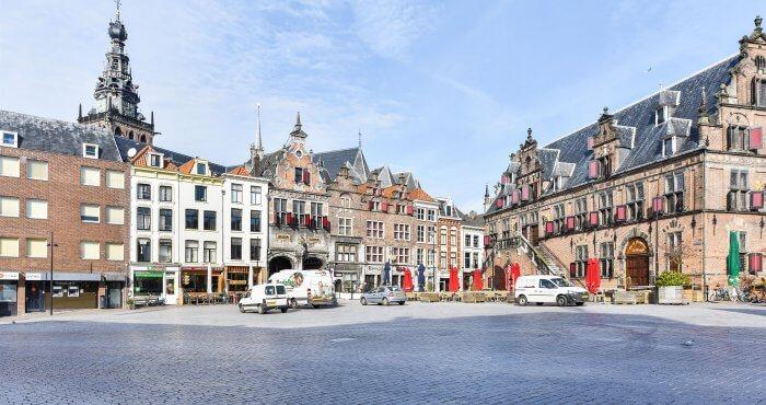 Bedrijfsrecherche Nijmegen foto