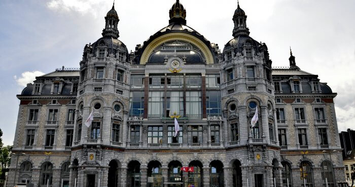 detective Antwerpen
